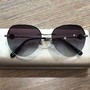 Authentic Bvlgari women sunglasses